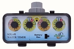 #543 - Dual Outlet Solar Water Timer