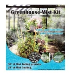 #GHMK Greenhouse Misting Kit Provides Cooling and Humidity - Complete Kit