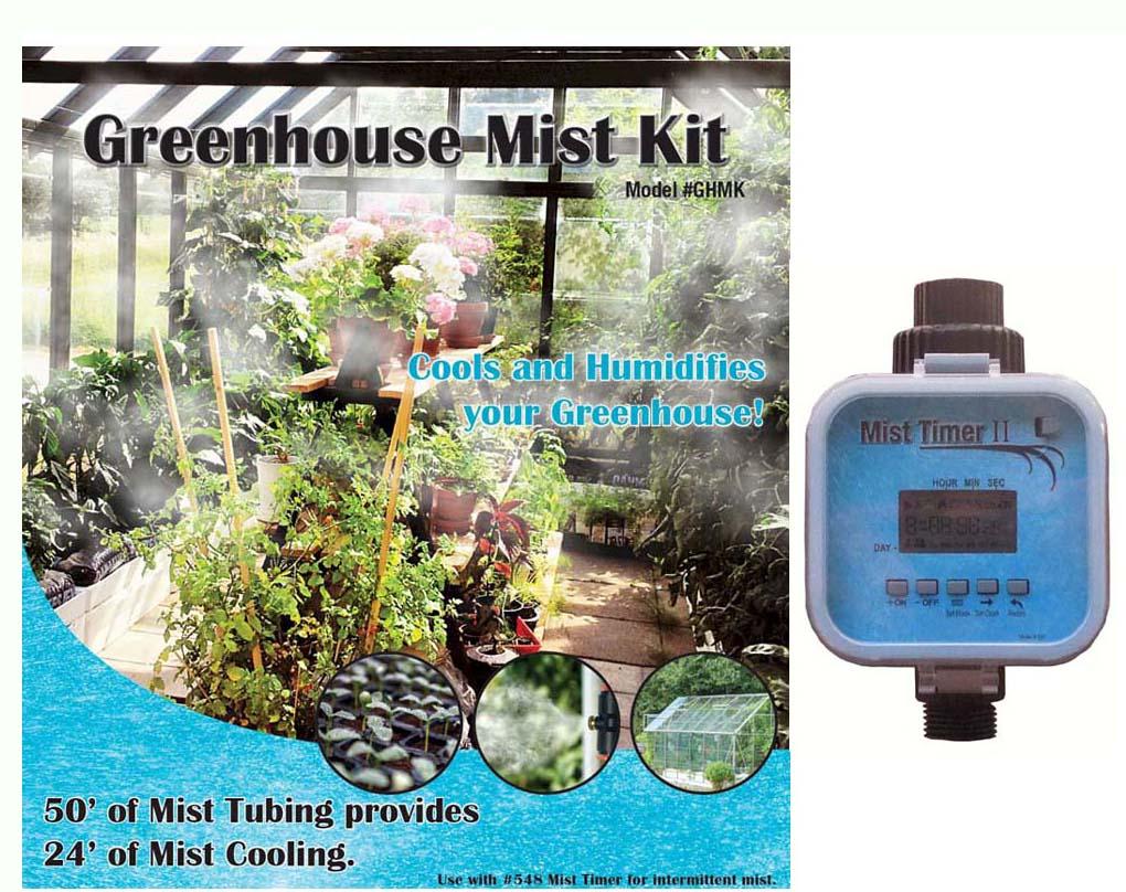 Propagation Mist Kit W Timer