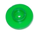 #132 - 1 GPH Green Flow Disc, for runs 100-199 feet (Bag of 2)