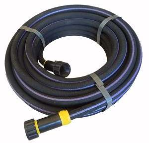 #189 - 50 Foot Rain Barrel Soaker Hose with Male Female Hose Ends (Ordering now your order will ship mid July)