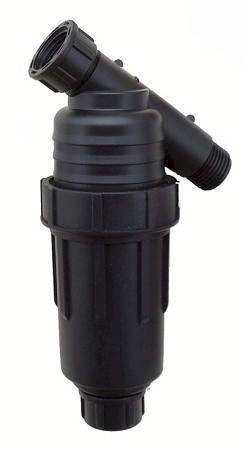 #108 - Drip Irrigation Filter w/ 200 Mesh Stainless Steel Screen
